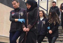 5 milyon lira çalan çarşaflı hırsızlar, evin temizlikçileri çıktı