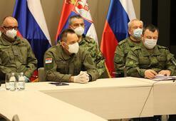 Rus ordusu 8 corona virüs hastanesi inşaatını tamamladı