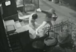 ABDde Asyalı kadına asitli saldırı