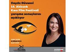 16. Akbank Kısa Film Festivali ödülleri açıklanıyor