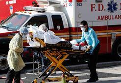 ABDde Kovid-19 nedeniyle hayatını kaybedenlerin sayısı 13 bine yaklaştı