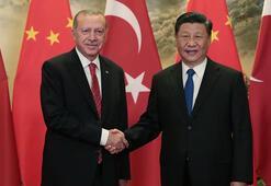 Son dakika... Cumhurbaşkanı Erdoğan, Çin Devlet Başkanı ile görüştü