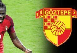 Göz Göz'ün radarında Portekizli golcü var