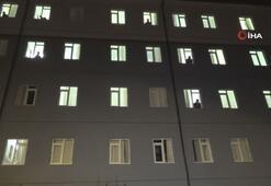 Iraktan getirilen 17 Türk işçi Kütahyada yurda yerleştirildi