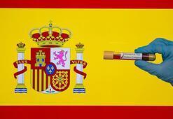 Son dakika... İspanyada corona virüsten 24 saatte 683 kişi daha hayatını kaybetti