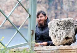 Dün falezlerde bugün de kayalıklarda intihara kalkıştı