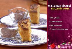 Ketojenik Ekmek tarifi ve malzemeleri Ketojenik Ekmek nasıl yapılır