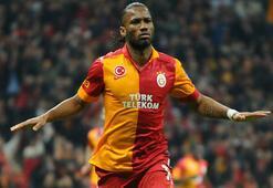 Drogbadan Galatasaray şortuyla 122 mekik