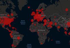 Son dakika haberi: Dünya genelinde corona virüsten ölenlerin sayısı 90 bini aştı