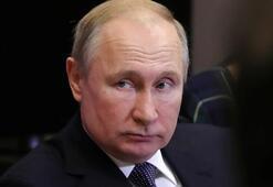 Putinden itiraf: Suriyede yerli silahlar kullanarak...