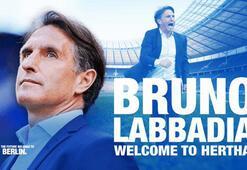 Hertha Berlinin yeni teknik direktörü Bruno Labbadia oldu