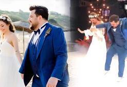 Berfu Yenenler: Düğünün ilk saatleri rezaletti