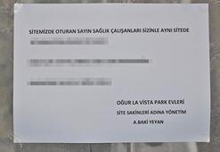 Sağlık çalışanı komşularının rahatsız olmaması için sitede gürültü çıkarmak yasaklandı