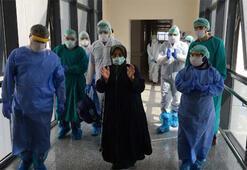 Kronik hastalıkları olan 74 yaşındaki Meryemana, corona virüsü yendi