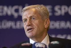 TFF Başkan Vekili Servet Yardımcı: UEFA, liglerin oynanmasını istiyor