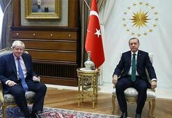 Son dakika | Cumhurbaşkanı Erdoğandan İngiltere Başbakanı Johnsona mektup
