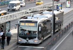 Toplu taşıma bugün var mı Sokağa çıkma yasağında toplu taşıma sefer saatleri duyuruldu