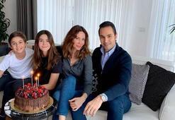 Demet Şener: Doğum günümde en sevdiklerimle beraberim