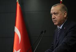 Cumhurbaşkanı Erdoğandan Paskalya mesajı