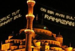 Ramazan ayı, Ramazan Bayramı ne zaman İlk sahur ve oruç ne zaman