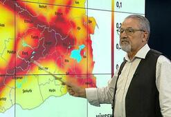 Naci Görürden flaş deprem uyarısı O bölgeyi işaret etti