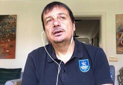Ergin Ataman ENlerini sıraladı, kendisini 2 kelime ile anlattı