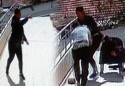 Eski sevgilisinin penceresini taşlayan Büşra annesini de bıçakladı