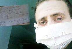 23 yaşında coronaya yakalanan genç konuştu Korkunç bir hastalık