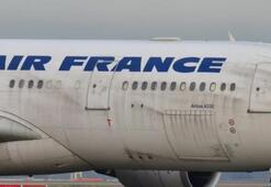 Kongo Cumhuriyetindeki Fransızları ülkelerine götürecek park halindeki uçağa ateş açıldı