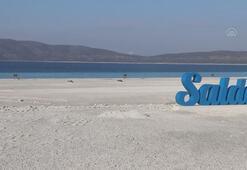 Salda Gölü ziyarete kapatıldı