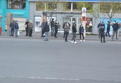 Sokağa çıkma yasağı sona erdi, çalışanlar yollara düştü