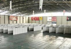 Adana Valiliğinden sahra hastanesi açıklaması