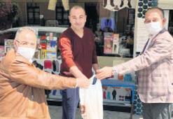 Turgutlu'da halkın neye ihtiyacı varsa karşılandı