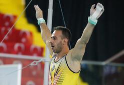 Ümit Şamiloğlu evde otururken madalya kazandı