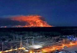 Çernobil'de yine tehlike