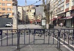 Kasımpaşanın en işlek caddeleri ve Kızılay Meydanı 14 gün süreyle kapatıldı