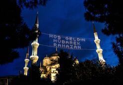Ramazan ayı ne zaman İlk sahur ve ilk oruç ne zaman Ramazan Bayramı tarihi...