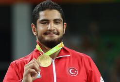 Olimpiyat şampiyonu Taha Akgül, evde geçen corona günlerini  anlattı