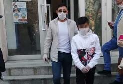 17 yaşındaki hırsızlık şüphelisine konuttan ayrılmama cezası