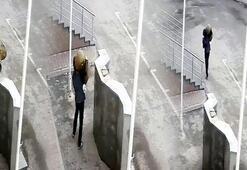 Okul bahçesinden Atatürk büstünün çaldılar 2 gözaltı