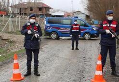 Sivasta karantina alarmı 2 köy daha