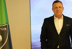 Denizlispor Başkanı Ali Çetin: Yayıncı kuruluşun yaptığını doğru bulmuyoruz
