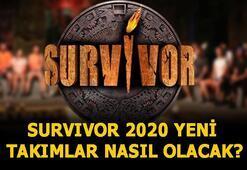 Survivorda yeni takımlar nasıl olacak Survivor 2020de takım değişikliği nasıl yapılacak