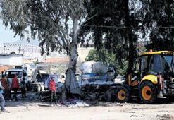Karşıyaka'da kaçak hurdacılara baskın