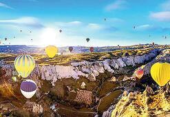 Kapadokya'da kentsel yenileme