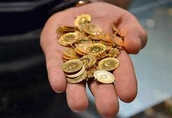 Altın fiyatları düşüşte Düne göre gram altın fiyatı kaç TL