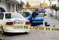 Manisada silahlı kavga 2 kişi yaralı