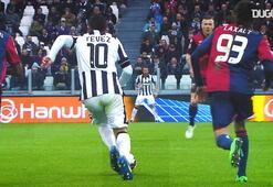 Geçmişe Yolculuk | Carlos Tevezin Juventustaki en iyi anları