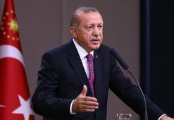 Cumhurbaşkanı Erdoğan, Ağrının kurtuluş yıl dönümünü kutladı