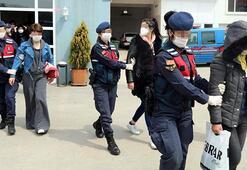 Kırklarelide fuhuş operasyonu 7 kadın kurtarıldı